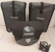 Ortlieb neuwertiges Fahrradtaschen Set - unbenutzt