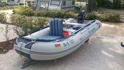 Verkaufe Viamare 380 Schlauchboot Airdeck