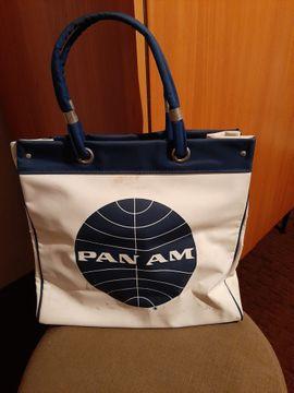 Sonstige Sammlungen - Tasche Original PAN AM aus