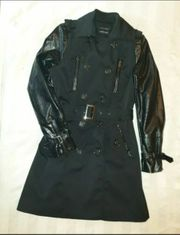 Jayloucy outerwear Division trenchcoat