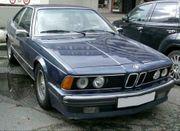 Frontscheibe - Windschutzscheibe BMW 6er E24