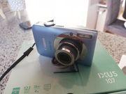 Digitalkamera Canon IXUS 107 2