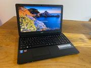Acer Laptop i7 Prozessor 15Zoll