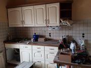 gut erhaltene Küche für Selbstabholer