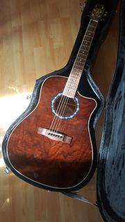 Fender Gitarre inkl Hardcase