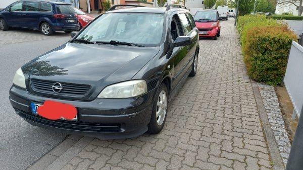 Opel Astra-Kombi 1 6 Benzin
