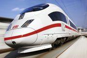 ICE Deutsche Bahn Freifahrt DB