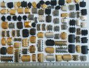 102 Collier-Verschlüsse aus Metall 1 -