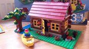 LEGO CREATOR Blockhaus 5766 3in1