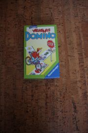 Verkehrs-Domino Ravensburger Mitbring-Spiel