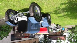 Bild 4 - Traktor Steyr 180a - Dornbirn