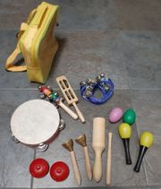 Musikinstrumente für Kinder Percussion-Set