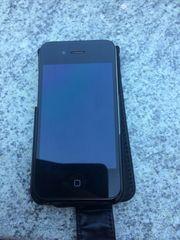 iPhone 4 mit Hülle und