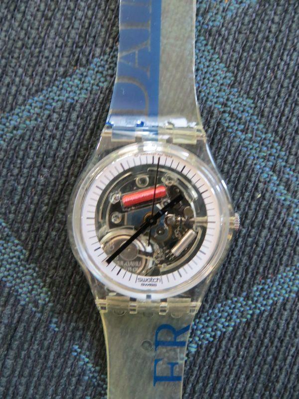 Daimler Chrysler Armbanduhr