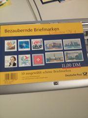 Briefmarken für Sammler DM-Währung