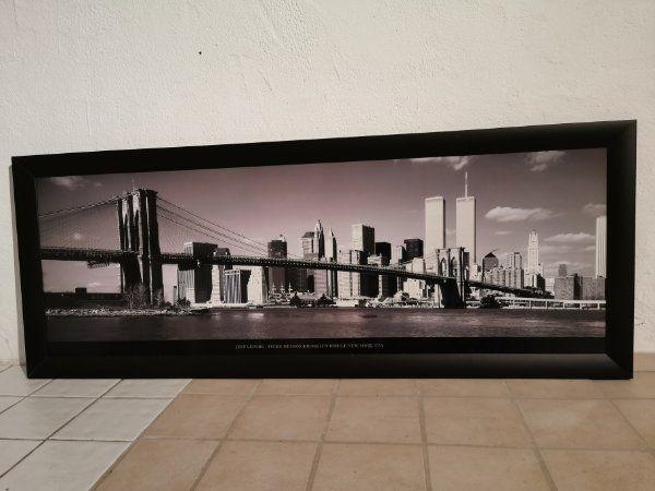 Bild 160 x 62 cm