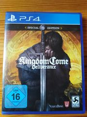 Ps4 Kingdom Come Deliverance Special