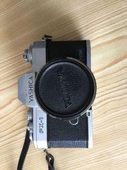 2 Spiegelreflex-Kameras mit viel Zubehör