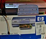 Mehrere Drucker wenig gebraucht