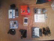 Handys verschiedene Modelle