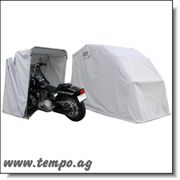 Neue Faltgarage Motorrad zum Preis
