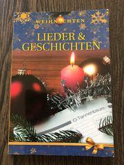 Weihnachten Lieder Geschichten