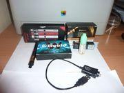 E-Zigarette Verdampfer - Set - Starter Set