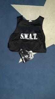 Unisex Karnevalskostüm SWAT