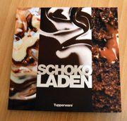 Tupperware Buch Schokoladen