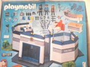 Playmobil 4263 4264 - Polizei Station -