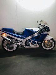 Yamaha FZR 1000 BJ 1987