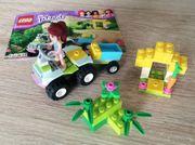 LEGO Friends Stephanies mobile Tierrettung