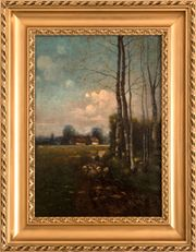 MeisterGemälde v ADLER um 1880