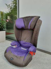 Kindersitz Römer Kidfix Isofix lila-schwarz