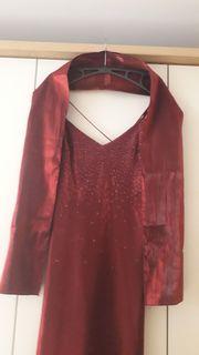 Silvester-Outfit gesucht Wunderschönes Abendkleid von