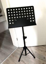 Notenständer Dirigentenpult BSX Hardware