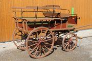 Kutsche Jagdwagen Pferdekutsche