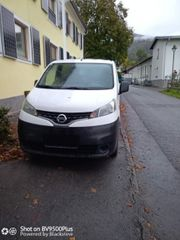 Nissan Nv200 Kastenwagen EZ2010 September