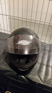 Motorradhelm Gr L von Shox