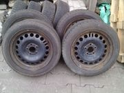 Reifen auf Stahlfelgen 5 Loch