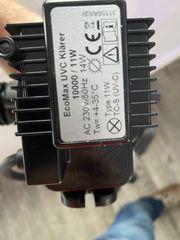 UVC Klärer 11 Watt EcoMax