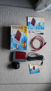 AVM FRITZ box SL