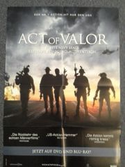 Act of valor Orginal Plakat