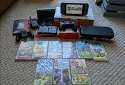 Nintendo Switch Konsole bundle grau