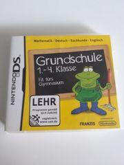 Grundschule 1-4 DS Spiel