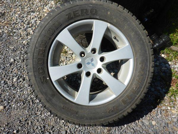 NEUE Reifen Felgen