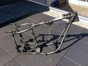 Harley Rahmen Frame Swingarm Panhead