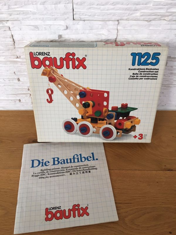 Lorenz Baufix 1125 Konstruktions - Bausatz