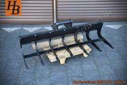 Roderechen Wurzelrechen Rechen 1200mm MS01