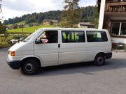VW T4 lang mit Campingausbau